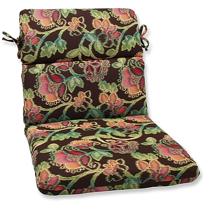 Pillow Perfect Vagabond Outdoor Sunbrella Lounge Chair Cushion