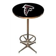 Imperial NFL Pub Table; Atlanta Falcons