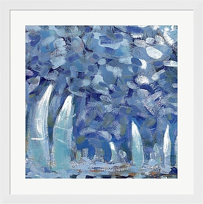 Evive Designs By the Pier I by Kingsley Framed Painting Print