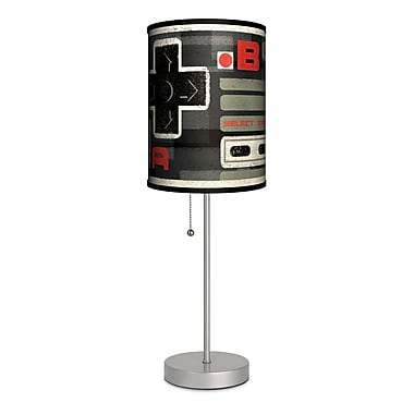 Lamp-In-A-Box Artist Carlos Ramos ''BA Select Start'' 20'' Table Lamp