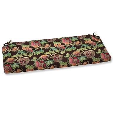 Pillow Perfect Vagabond Outdoor Sunbrella Bench Cushion