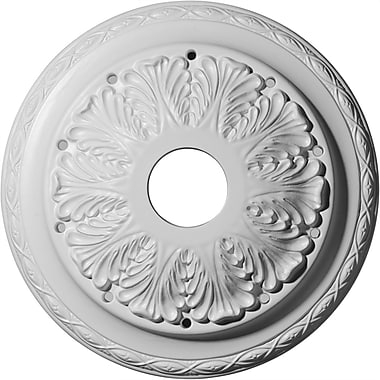 Ekena Millwork Asa 13.75''H x 13.75''W x. 3''D Ceiling Medallion