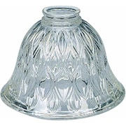 Volume Lighting 7.25'' Glass Bell Pendant Shade