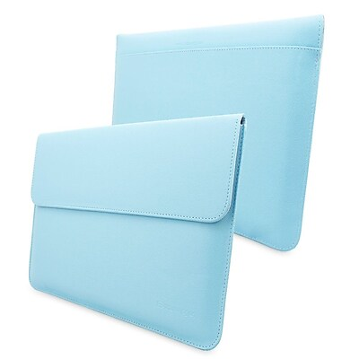 Snugg B00FJ2JXXY Polyurethane Leather Wallet Case for 15