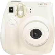 Fujifilm Instax® Mini 7S Instant Film Camera, 60 mm, White