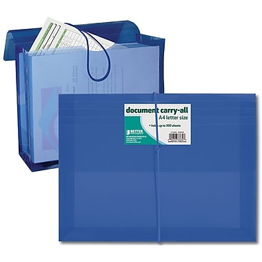 Better Office Products – Pochette pour documents, format lettre (33830)