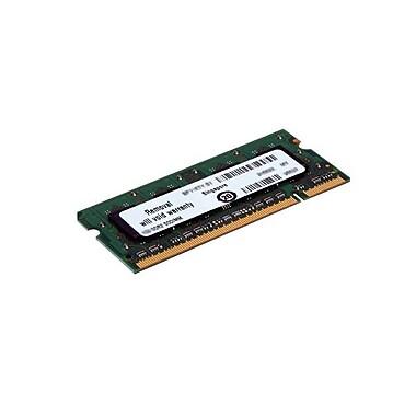 Lexmark – Module de mémoire de 1 Go DDR2 SDRAM (SoDIMM à 200 broches) 667 MHz (PC2-5300) pour CS748de/CS796de