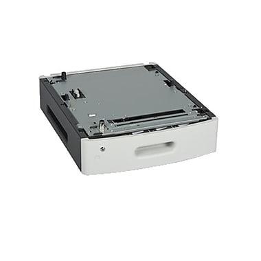 Lexmark – Bac papier verrouillable 550 feuilles pour imprimante MS812de de Lexmark, 4,3 x 16,6 x 20,1 po