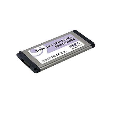 Sonnet – Carte Express Card/34 Tempo Edge TSATA6-PRO1-E34 SATA Pro de 6 Gb