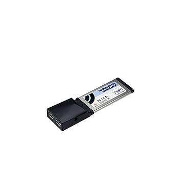 Sonnet – Carte PCIe FireWire 800 dotée de 2 ports,800 Mb/s, FW800-E34
