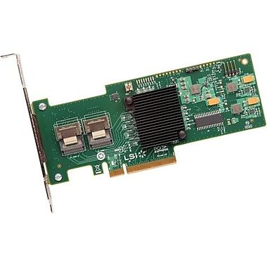Intel – Carte contrôleur RAID SATA/SAS, enfichable, dotée de 8 ports, RS2WC080