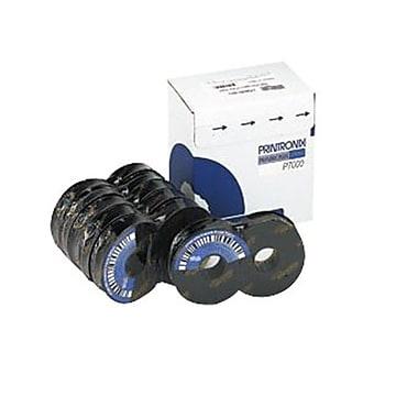 Printronix® 179499-001 Line Matrix Ultra Capacity Ribbon For P7000, Black