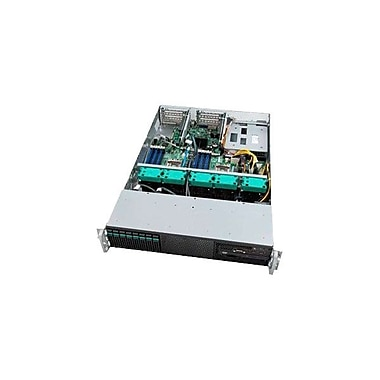 Intel R2224BB4GCSAS 2U Rack LGA1356 750W 384GB Max Server System