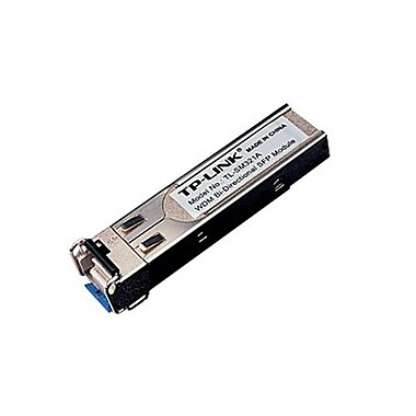 TP-LinkMD – Module SFP bidirectionnel, multiplexage WDM, 1000Base-BX, TL-SM321A