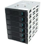 Intel – Panneau arrière AXX6DRV3G à 6 disques durs SATA/SAS pour châssis de serveur SC5400/SC5299-E