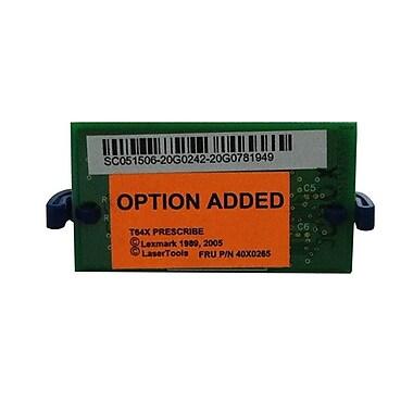 Lexmark™ 40x3212 Bar Code Card For T640/T640dn Printer(40x3212)