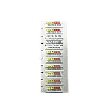Tandberg Data Barcode Label For LTO-5 Storage Loader