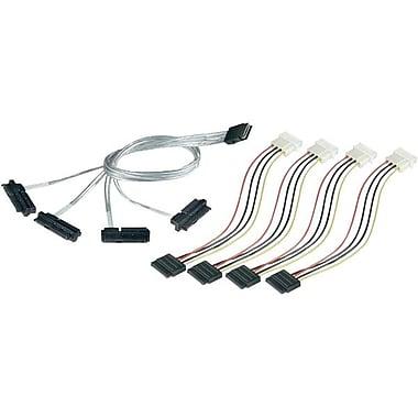 Adaptec – Câble de transfert de données SCSI,3,3 pi