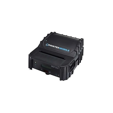 Printek® MtP300LP Portable Monochrome Direct Thermal Printer,203 dpi,3.3