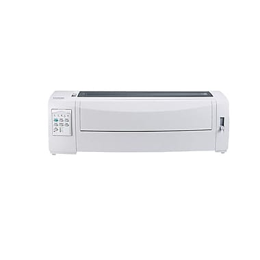 Lexmark™ 2591+ 24 Pin 360 x360 dpi 136 Columns Monochrome Dot MatrixPrinter W/Parallel,556 cps(11C0119)