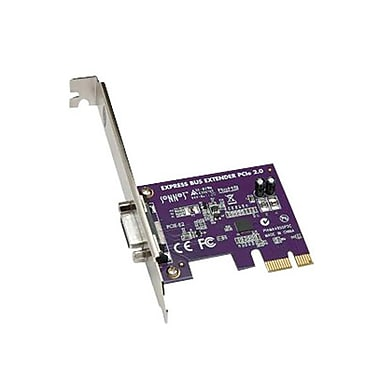 SonnetMC – Carte d'extension de bus PCIe 2.0 pour ordinateurs de bureau PCIE-E2