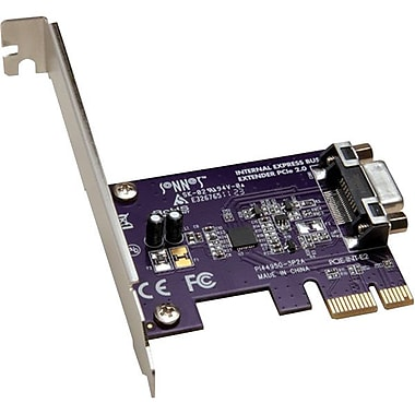 SonnetMC – Carte d'extension de bus interne PCIe pour Qio-MR PCIE-INT-E