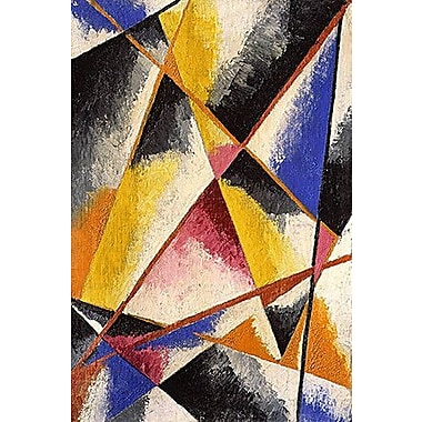 iCanvas ''Untitled Compositions'' by Lyubov Popova Graphic Art on Wrapped Canvas