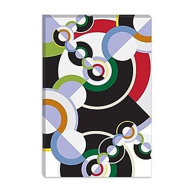 iCanvas Modern Clockwork Graphic Art on Canvas; 40'' H x 26'' W x 0.75'' D