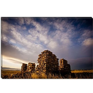 iCanvas 'Past Times' by Dan Ballard Photographic Print on Canvas; 18'' H x 26'' W x 0.75'' D