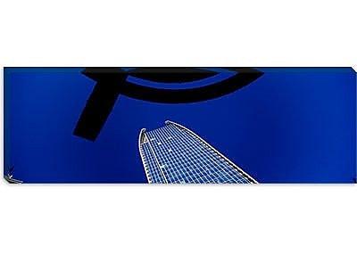 iCanvas Panoramic Symphony Tower, Atlanta, Georgia Photographic Print on Canvas