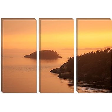 iCanvas ''Waters Calm'' Canvas Wall Art by Dan Ballard; 26'' H x 40'' W x 1.5'' D