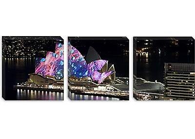 iCanvas Panoramic 'Sydney Opera House, Sydney, Australia' Photographic Print on Canvas