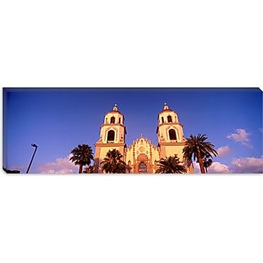 iCanvas Panoramic 'St. Augustine Cathedral, Tucson, Arizona' Photographic Print on Canvas