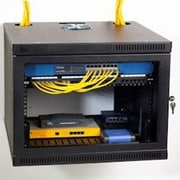 Kendall Howard Security Wall Rack Enclosure