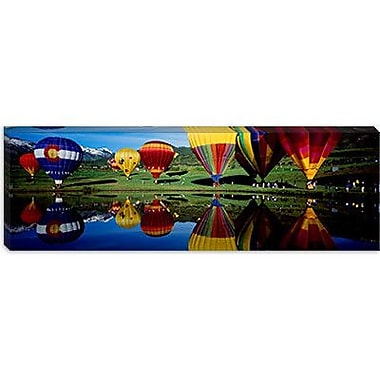 iCanvas Panoramic Snowmass Village, Pitkin County, Colorado Photographic Print on Canvas