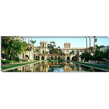 iCanvas Panoramic Balboa Park, San Diego, California Photographic Print on Canvas