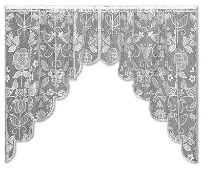 Heritage Lace Rhapsody 72'' Curtain Valance