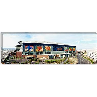 iCanvas Panoramic Bank One Ballpark, Phoenix, Arizona Photographic Print on Canvas
