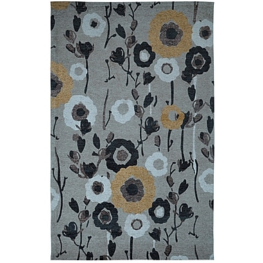 Dynamic Rugs Element Multicolored Area Rug; 5' x 8'