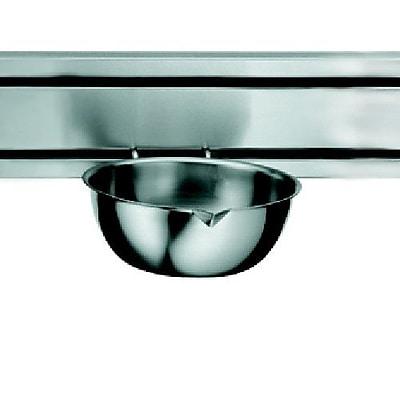 Franke Rail System 7'' Kitchen Bowl in