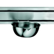 Franke Rail System 7'' Kitchen Bowl in Stainless Steel