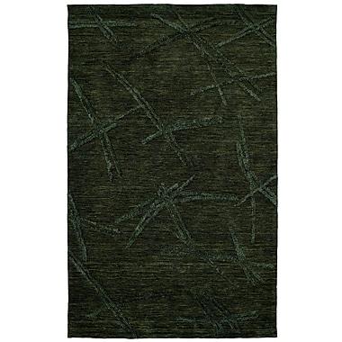 Dynamic Rugs Soho Charcoal Area Rug; 3'6'' x 5'6''