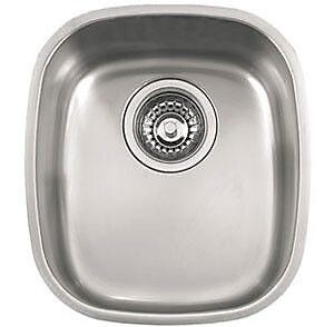 Franke 12.56'' x 14.19'' Compact Single Bowl Kitchen Sink