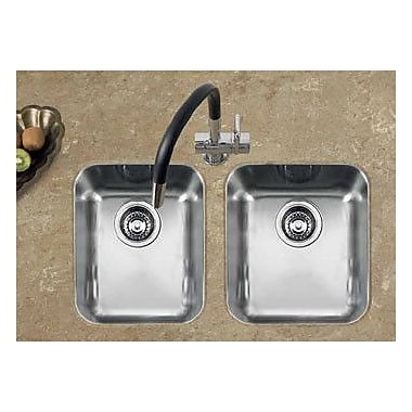 Franke 18.5'' x 16.38'' Largo Single Bowl Kitchen Sink