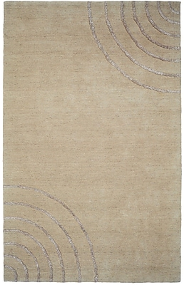 Dynamic Rugs Soho Ivory Area Rug; Rectangle 8' x 11'