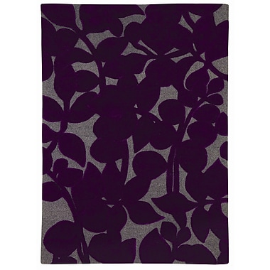 Dynamic Rugs Allure Red Floral Area Rug