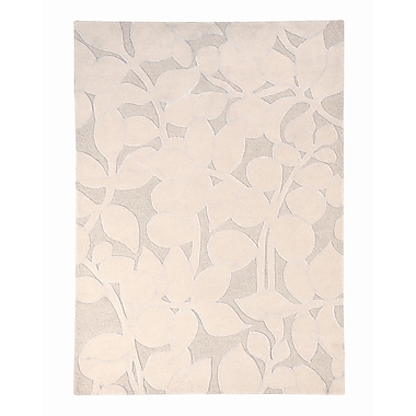 Dynamic Rugs Allure Ivory Floral Area Rug