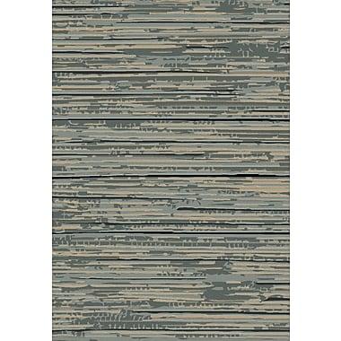 Dynamic Rugs Opus Grey Area Rug; 6'7'' x 9'6''