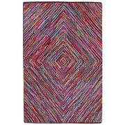 St. Croix Brilliant Ribbon Vortex Area Rug; 8' x 10'