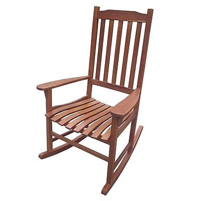Merry Products Outdoor Traditional Rocking Chair